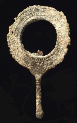 Древнее римское зеркало