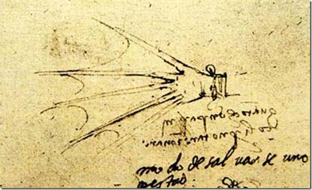 Ласты Леонардо да Винчи