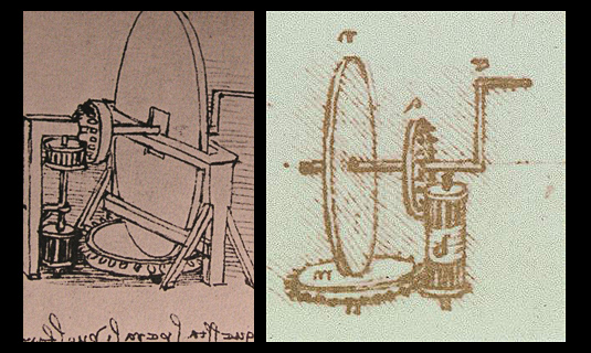 Станок для шлифовки вогнутых зеркал и линз