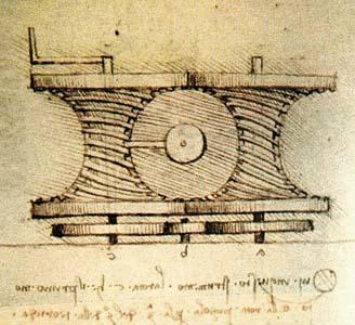 Часовой механизм Леонардо да Винчи 4