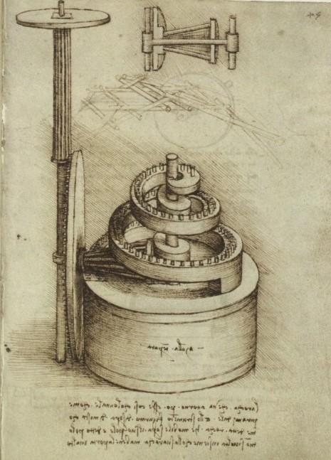 Фузея Леонардо да Винчи