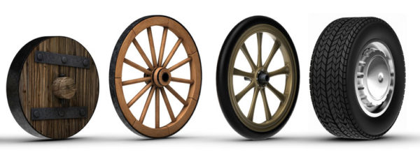 Как изобрели колесо доклад 6630