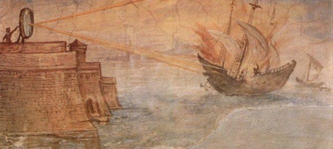 Что изобрёл Архимед