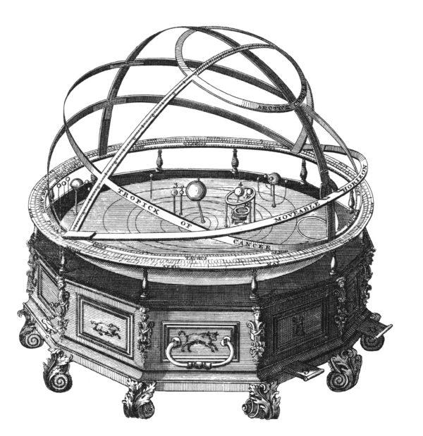 Планетарий Архимеда