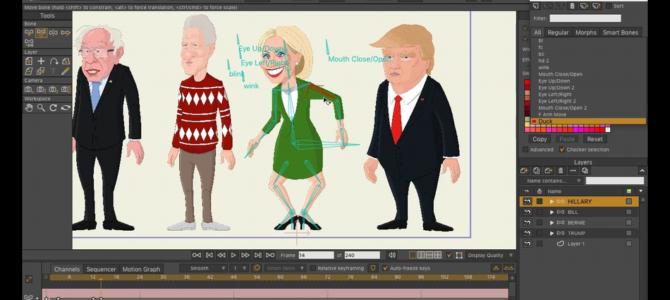 История создания мультфильмов: кратко и интересно