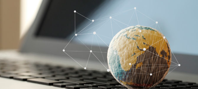 История создания интернета: кратко и интересно